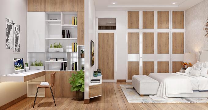 Tư vấn thiết kế nhà có diện tích 6m x 20m