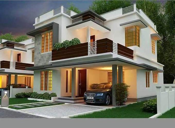 Những kiểu nhà đẹp nhất