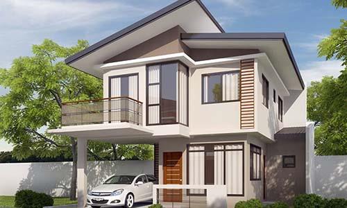 Những mẫu nhà cấp 4 đẹp hiện đại, chi phí chỉ từ 300 triệu cho gia đình đông người
