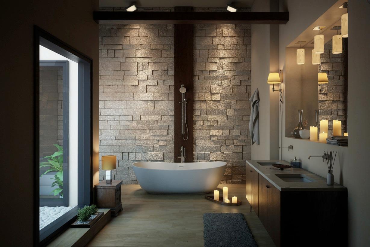 Mẫu nhà tắm đẹp