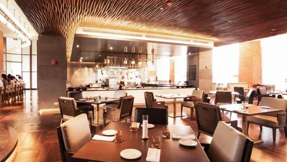 Thi công nội thất nhà hàng hiện đại