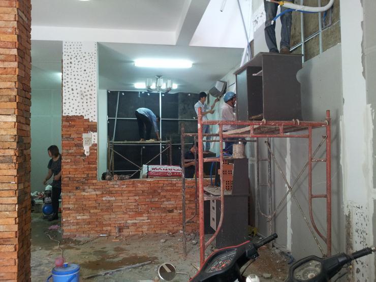 Đơn giá sửa chữa nhà
