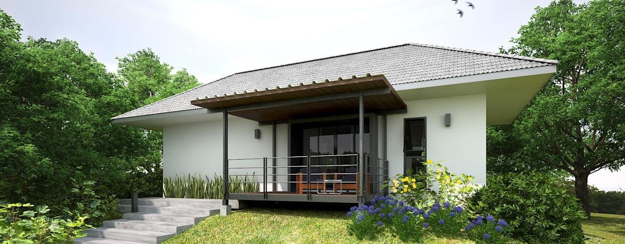 Những mẫu thiết kế nhà vườn đẹp