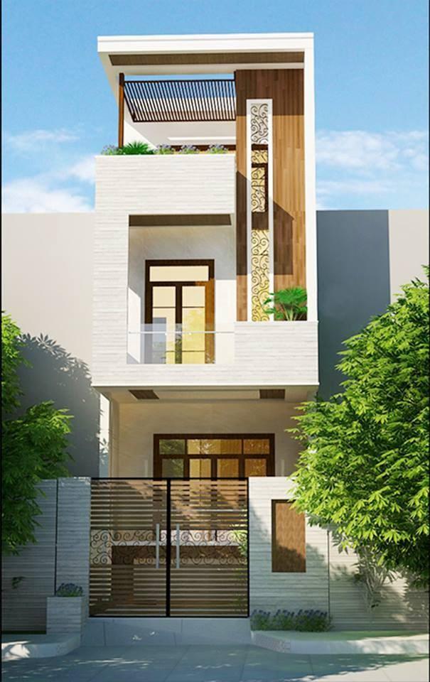 Những mẫu nhà 2 tầng