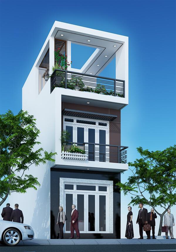 Những thiết kế nhà đẹp