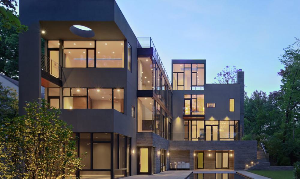 Những căn nhà đẹp