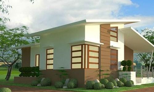 Những ngôi nhà đẹp cấp 4