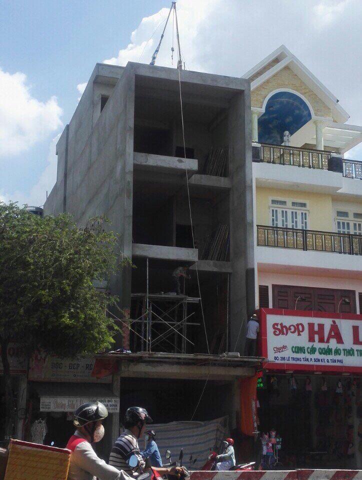 Nhà Chị Linh -quận Tân Phú, Tp.HCM