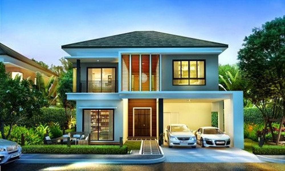 Những kiểu nhà đẹp