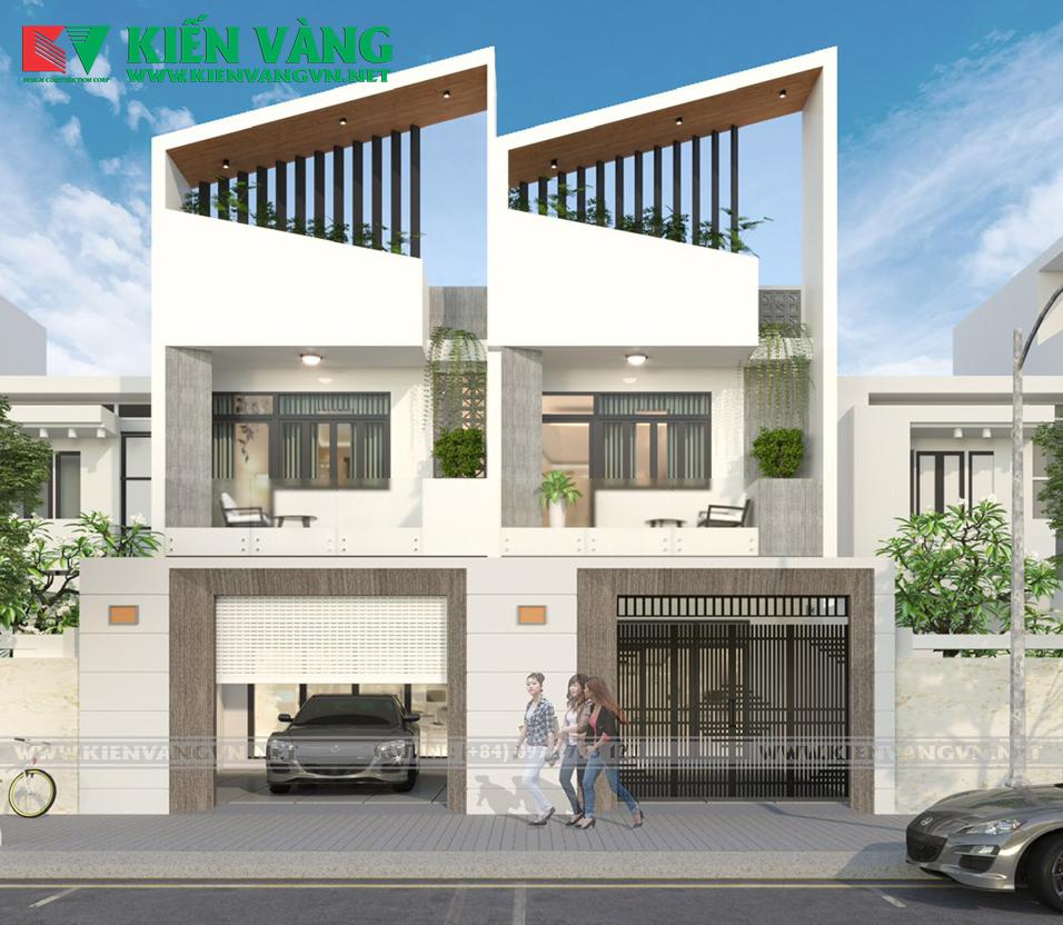 Đơn giá xây dựng nhà trọn gói