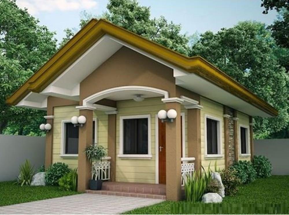 Những ngôi nhà rẻ mà đẹp