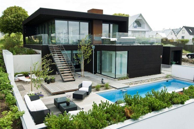 Những mẫu biệt thự nhà vườn đẹp