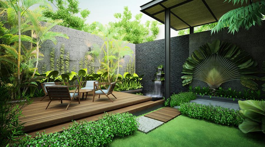 Thiết kế ngoại thất nhà đẹp