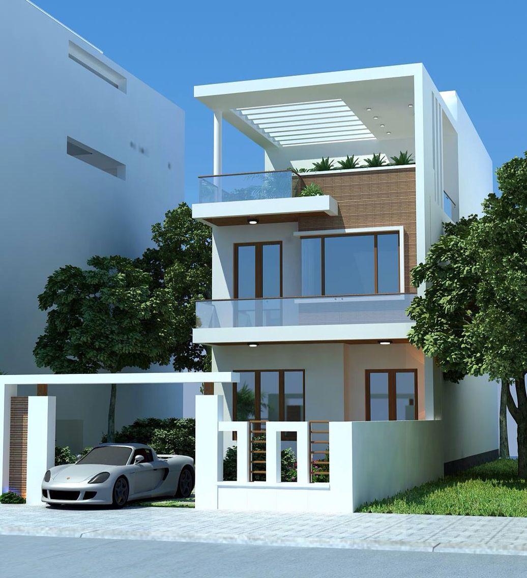Những mẫu thiết kế nhà đẹp giá rẻ
