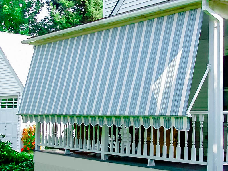 Thiết kế mái hiên nhà đẹp
