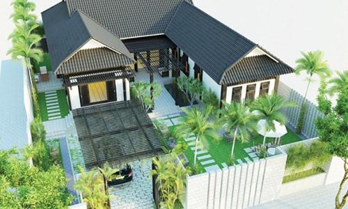 nhà đơn giản hiện đại