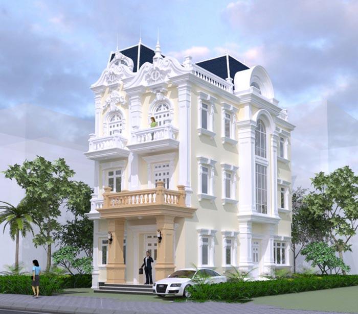 Những kiến trúc nhà đẹp