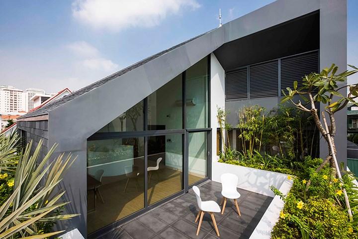 Nhà kiến trúc đẹp