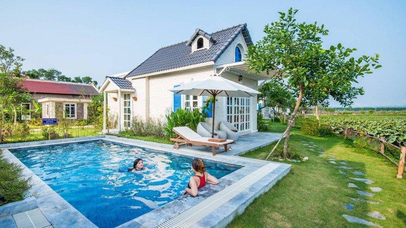 Mẫu nhà villa