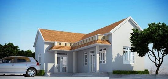 Những mẫu nhà cấp 4 mái thái đẹp và tiết kiệm chi phí nhất