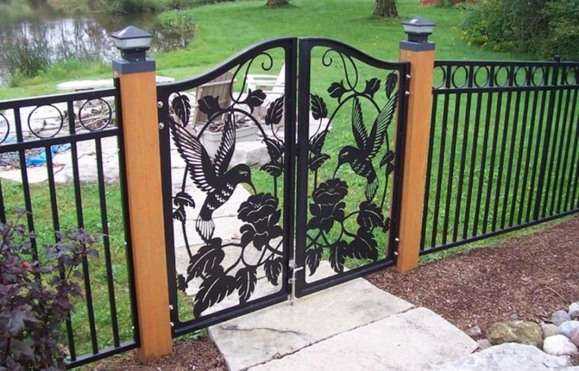 Mẫu thiết kế cổng nhà đẹp