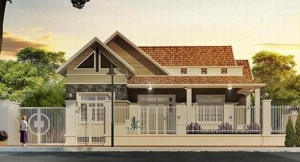 Thiết kế nhà cổ