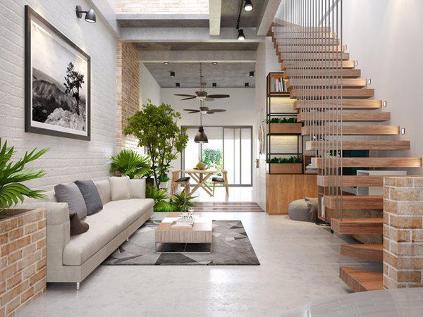 Thiết kế nhà dẹp