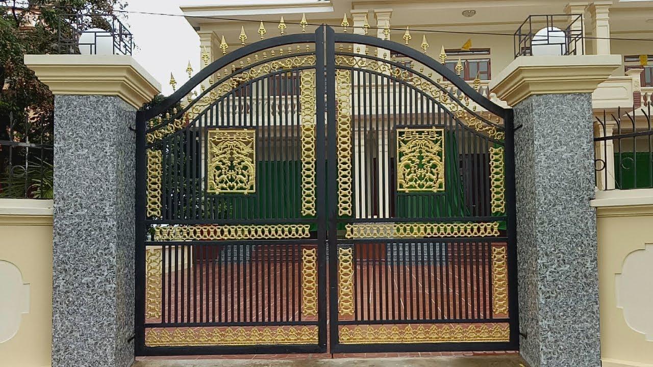 Thiết kế cổng