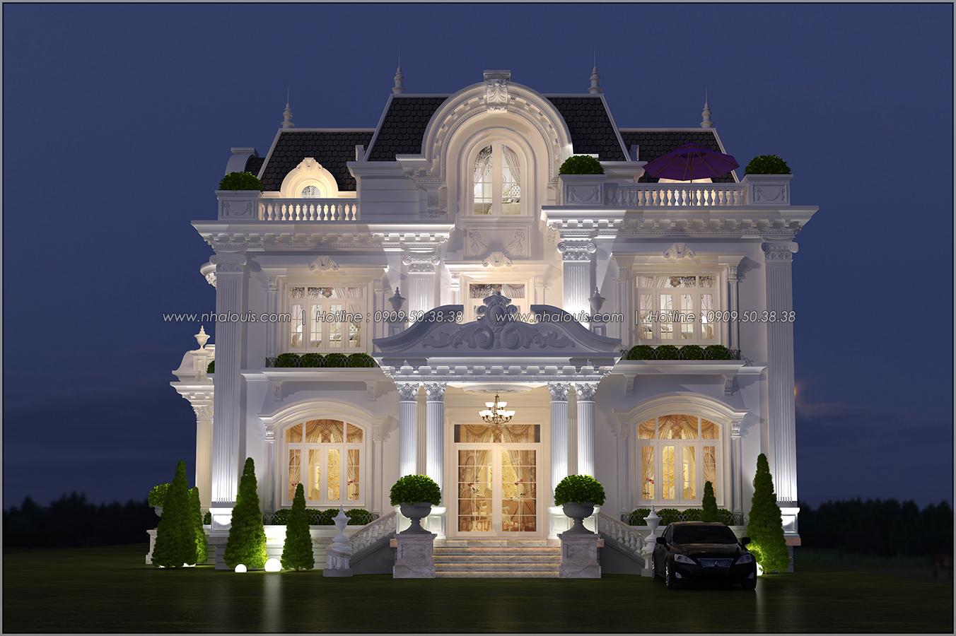 Kiến trúc biệt thự