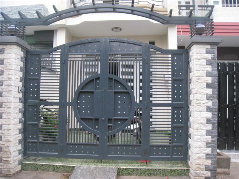 Thiết kế cổng đẹp