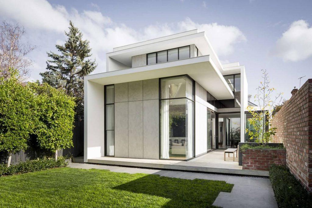 Thiết kế nhà đẹp 1 tầng