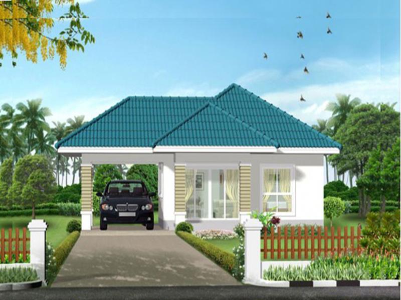Mẫu thiết kế nhà nhỏ