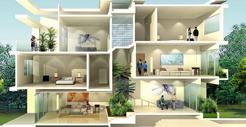 Thiết kế nhà chống nóng