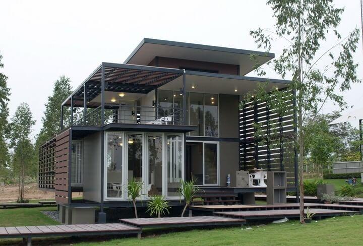 Những ngôi nhà vườn đẹp