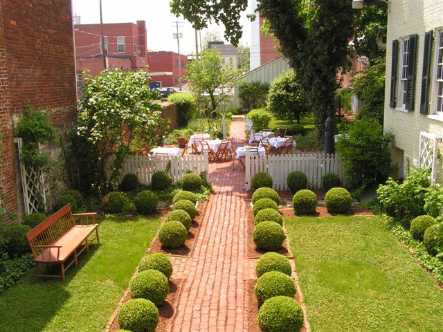 Kiến trúc nhà vườn đẹp