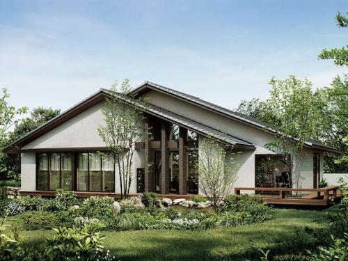 Thiết kế biệt thự nhà vườn