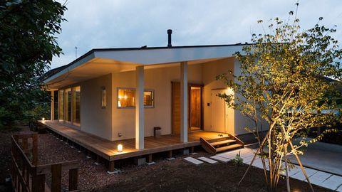 Mẫu thiết kế nhà 1 tầng đẹp
