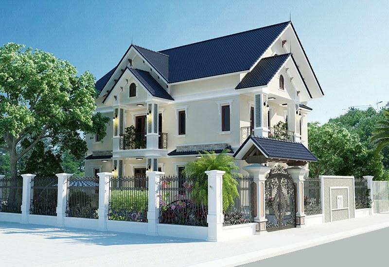 nhà đẹp kiểu thái