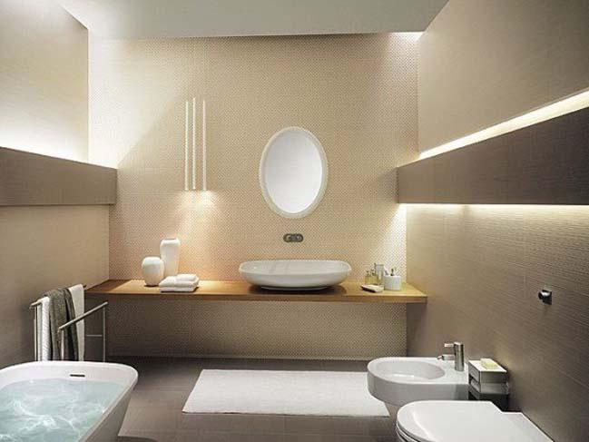 Nội thất nhà vệ sinh