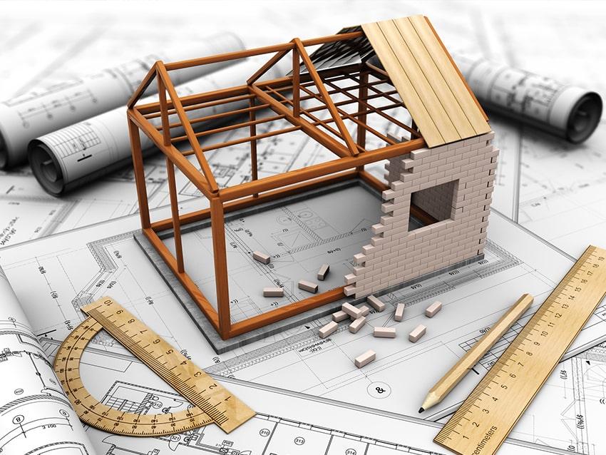 Thầu xây nhà