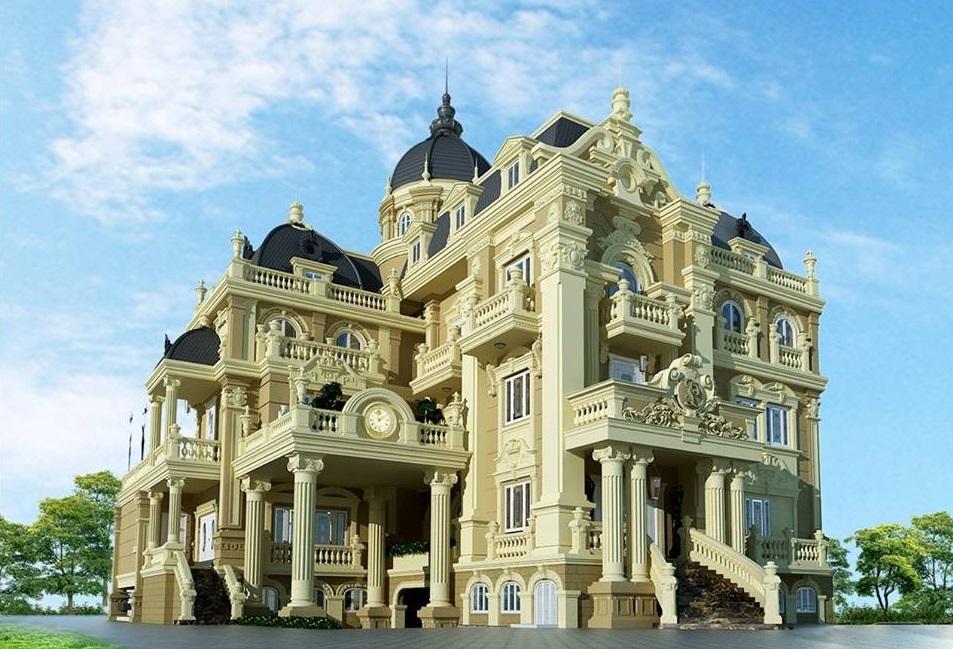 Những căn biệt thự đẹp