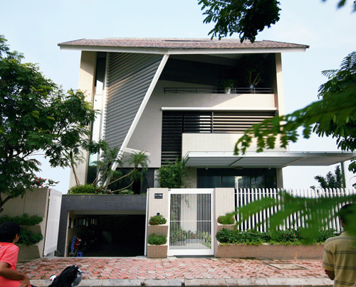 Xu hướng thiết kế nhà phố hiện đại
