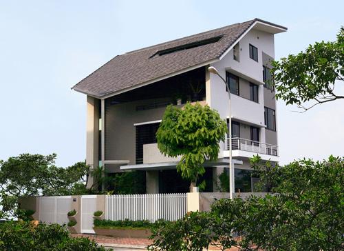 Những mẫu thiết kế nhà 2 tầng đẹp nhất