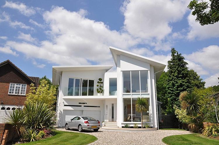 Nhà 1 tầng đơn giản đẹp