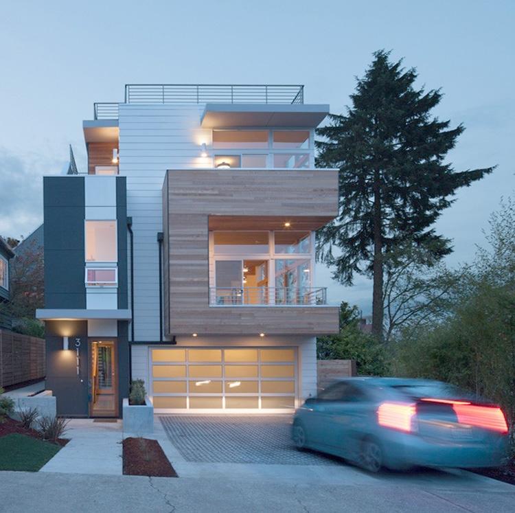 Kiến trúc nhà đẹp