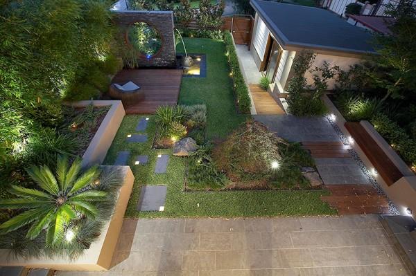 Mẫu thiết kế biệt thự sân vườn đẹp