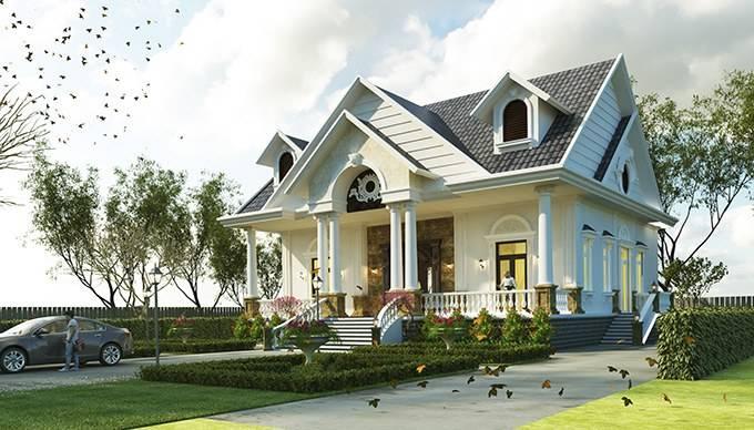 Những mẫu thiết kế nhà đẹp nhất
