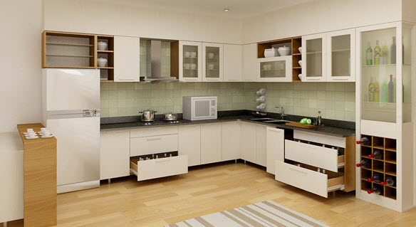 Thiết kế nhà bếp