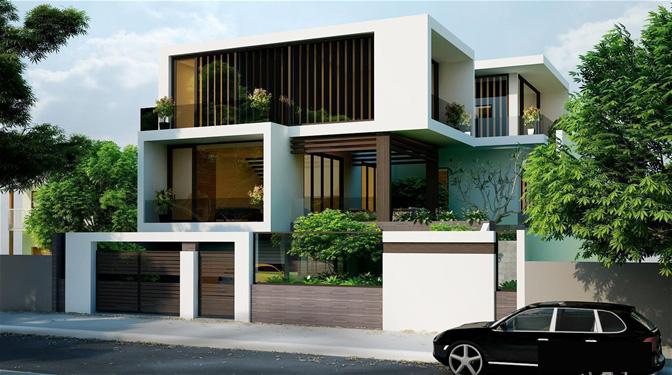 Phong cách nhà đẹp