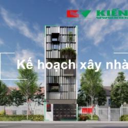 Kế hoạch xây nhà toàn tập